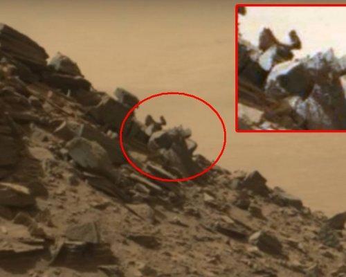 Таинственный овальный железный предмет обнаружили наМарсе