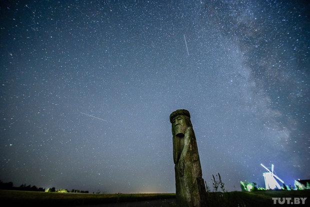 Звездопад смогут наблюдать екатеринбуржцы вночь начетверг 17ноября