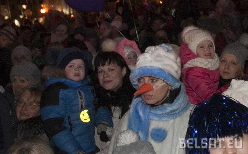ВЭнгельсе из-за парада Дедов Морозов перекроют движение