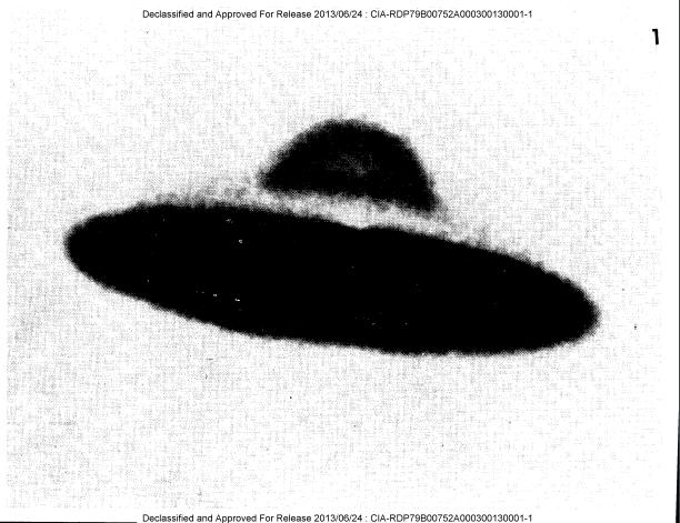 ЦРУ опубликовало архив документов обНЛО исверхспособностях