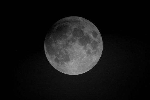 Москвичи смогут наблюдать полутеневое затмение Луны 11февраля
