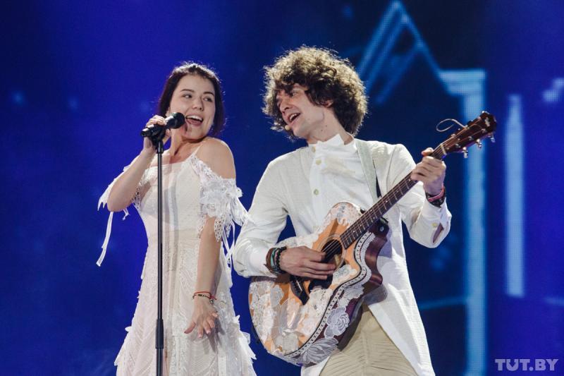 Они прошли вфинал: Стали известны имена победителей 2-го полуфинала Евровидения 2017