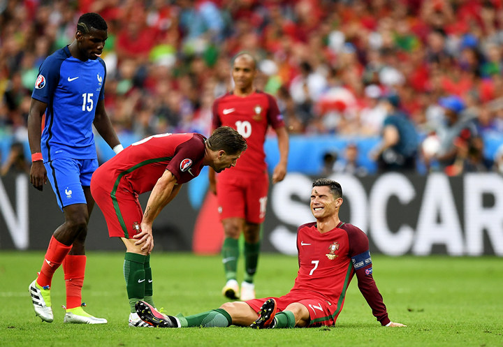 Роналду отказался лететь вАнглию из-за угрозы теракта
