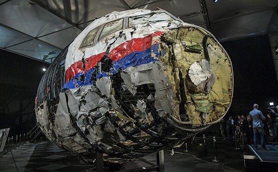 Bellingcat доказала российское происхождение сбившего MH17 «Бука»