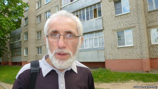 Активист намерен совершить протестный автопробег через Могилев