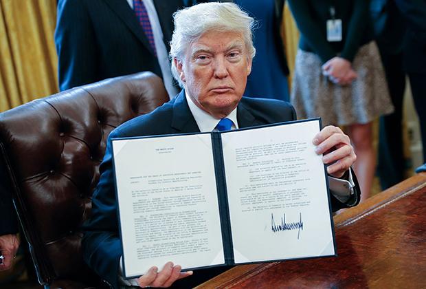 Белый дом: США стремятся кмировому доминированию всфере энергетики