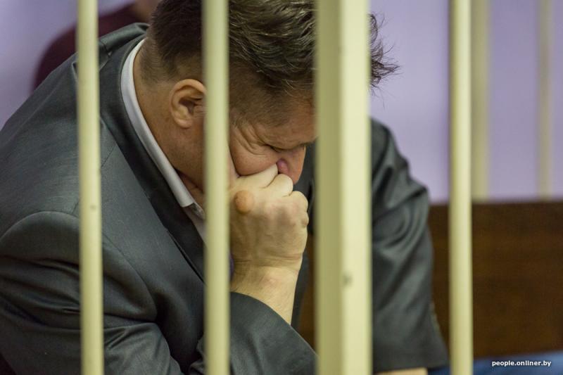 1-ый зампред «Беларусбанка» набрал взяток практически на USD 200 000 — Обвинение