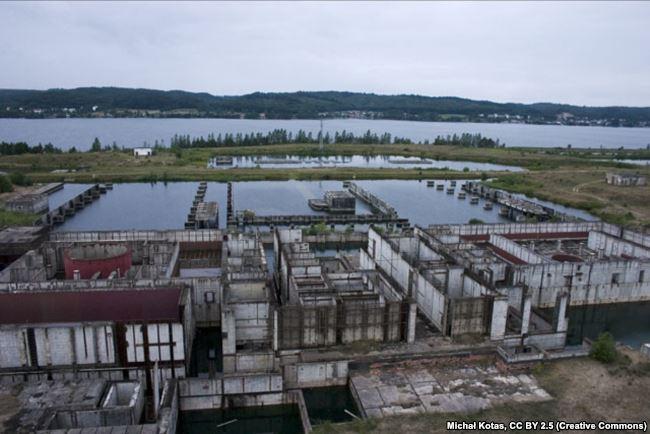 Польша намерена строить свою АЭС под Гданьском