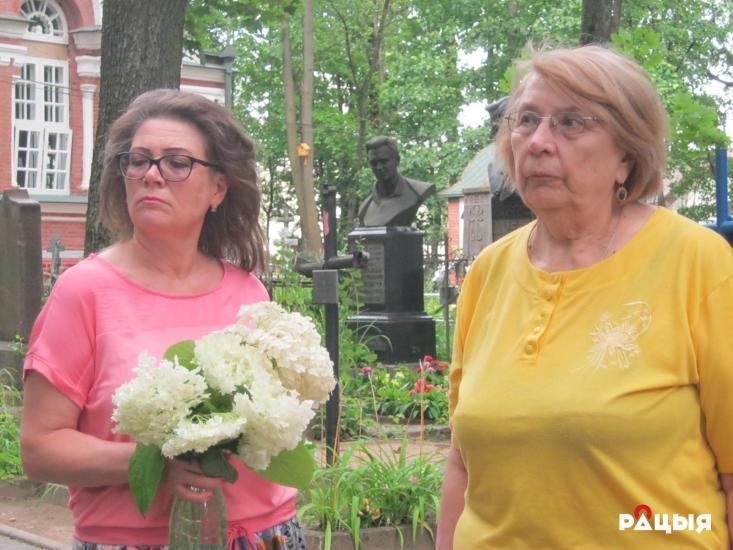 В Минске традиционно почтили память американки Уоллер