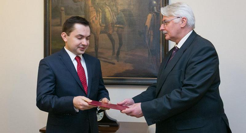 Руководитель МИД Польши объявил, что украинского кризиса несуществует